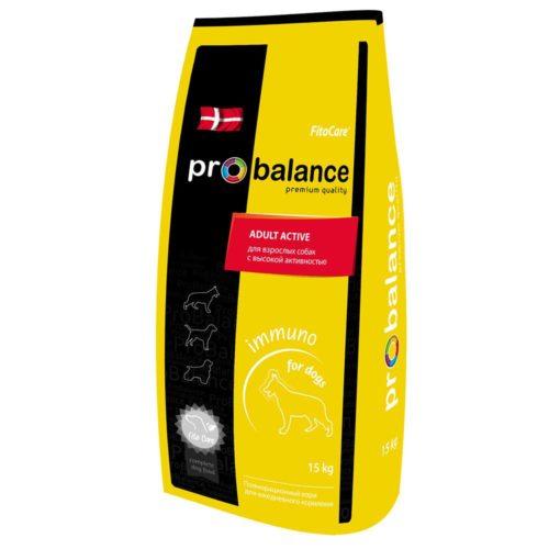 Корм для собакProbalance (Пробаланс)
