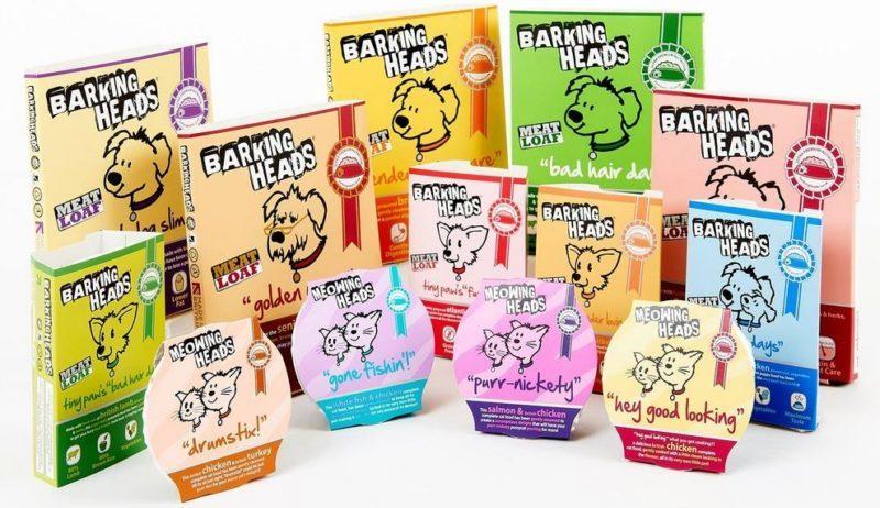 Корм для собак Barking Heads ассортимент