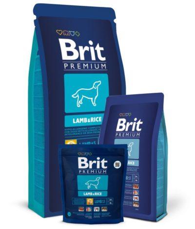 Корм для собак Brit Premium (Брит Премиум)
