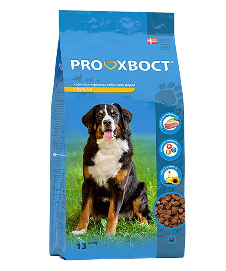 Корм для собак ProХвост