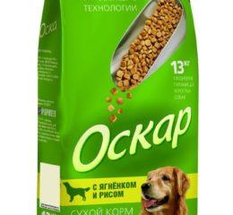 Корм для собак Оскар