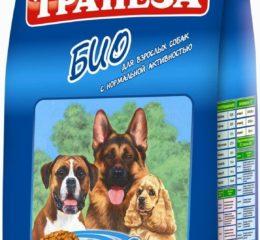 Корм для собак Трапеза
