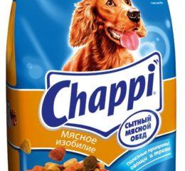 Корм для собак Chappi Чаппи