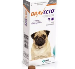 Препарат против блох и клещей - Бравекто