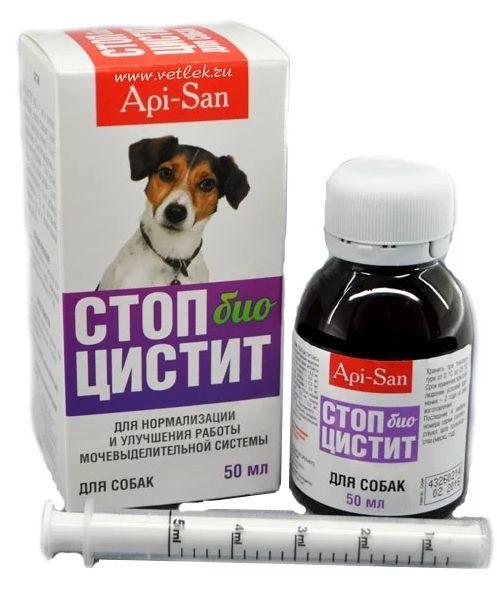 стоп цистит препарат для собак