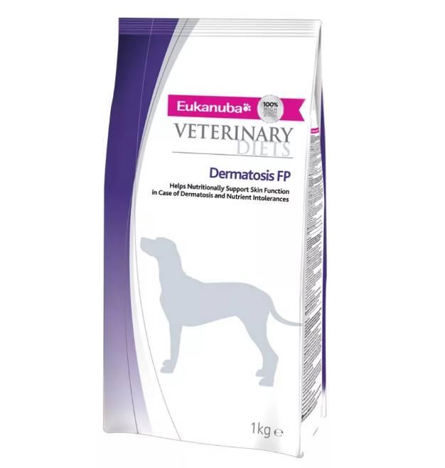 Eukanuba Dermatosis FP Response