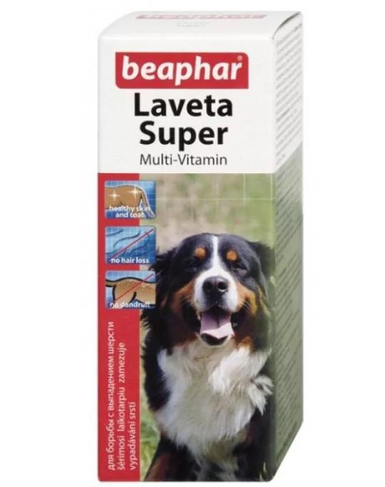 Беафар для шерсти собак
