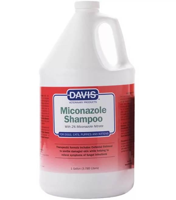 Davis s mikonazolom